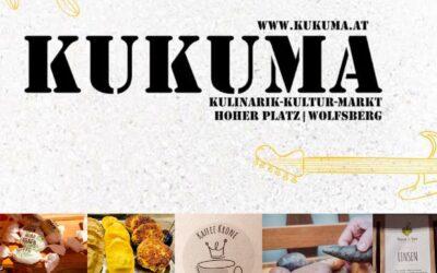 KuKuMa – every Saturday at Hohen Platz Square